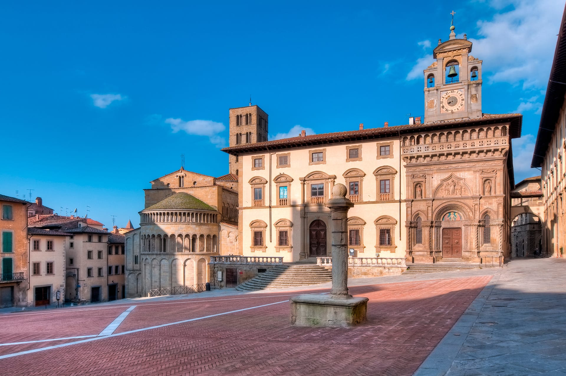 Guided tour of Arezzo