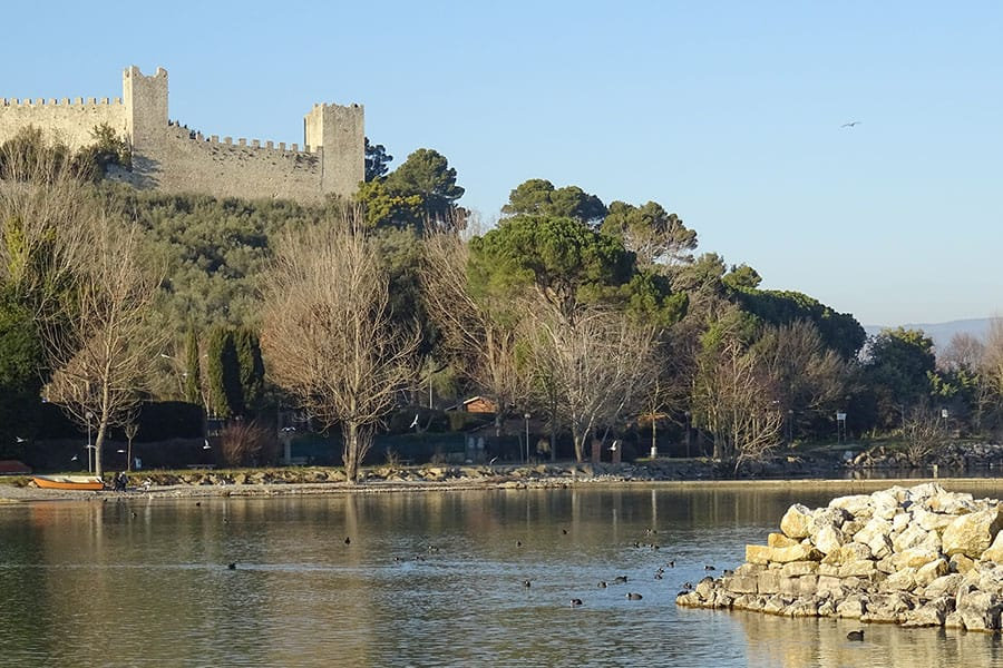Guided tour of the areas surrounding Lake Trasimeno