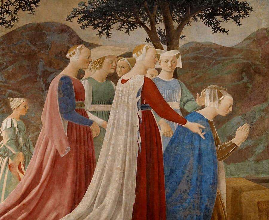 Visita guidata alle opere di Piero della Francesca ad Arezzo
