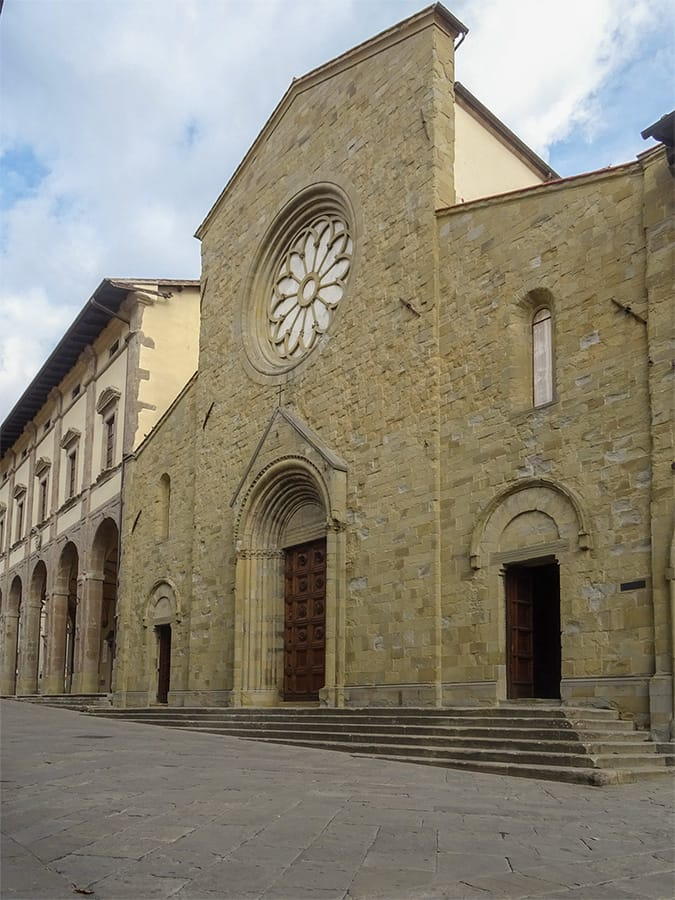 Guided tour of Sansepolcro and Valtiberina